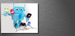 Circuit Playground – Adafruit Electronics Kids Puppet Show