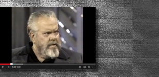 Learning From Orson Welles