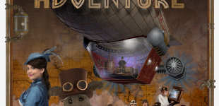 Ruffus Steampunk Adventure