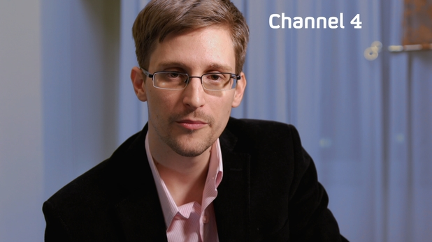 Merry Christmas – from Edward Snowden